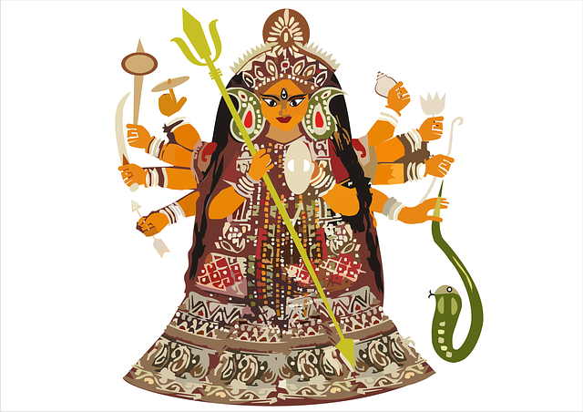 This image has an empty alt attribute; its file name is durga-g0fcbf68d8_640.png