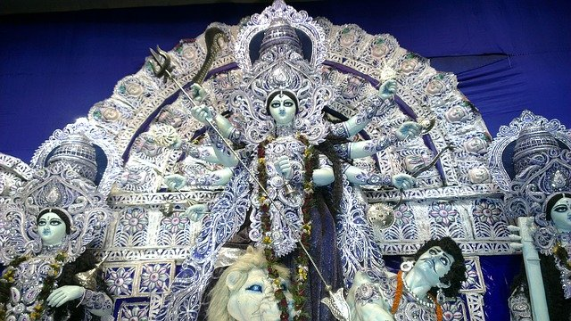 This image has an empty alt attribute; its file name is durga-g6c17d543e_640.jpg